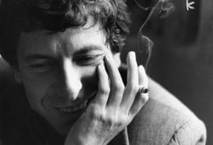 Leonard Cohen, June 1974.