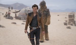 Solo: A Star Wars Story review – Han Solo origins film is