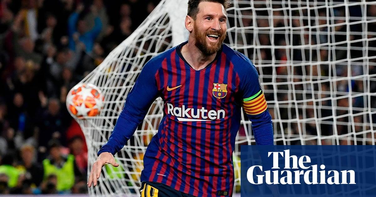 Lionel Messis enduring brilliance enthrals Guardian voting panel again