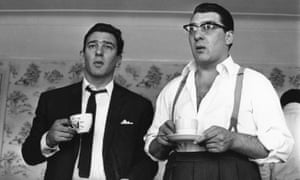 Ronnie and Reggie Kray ... Foreman now describes the gangland twins as 'bad news'.