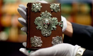 Rare edition of JK Rowling's Beedle the Bard sells for £368,750