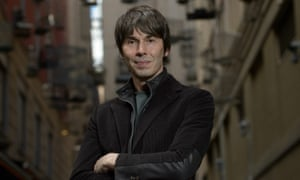 Physicist Brian Cox