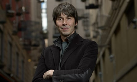 Physicist Brian Cox
