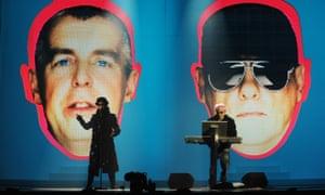 Pet Shop Boys Brit Awards 2009.