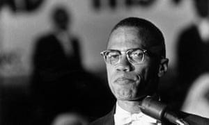 Malcolm X, c 1962.