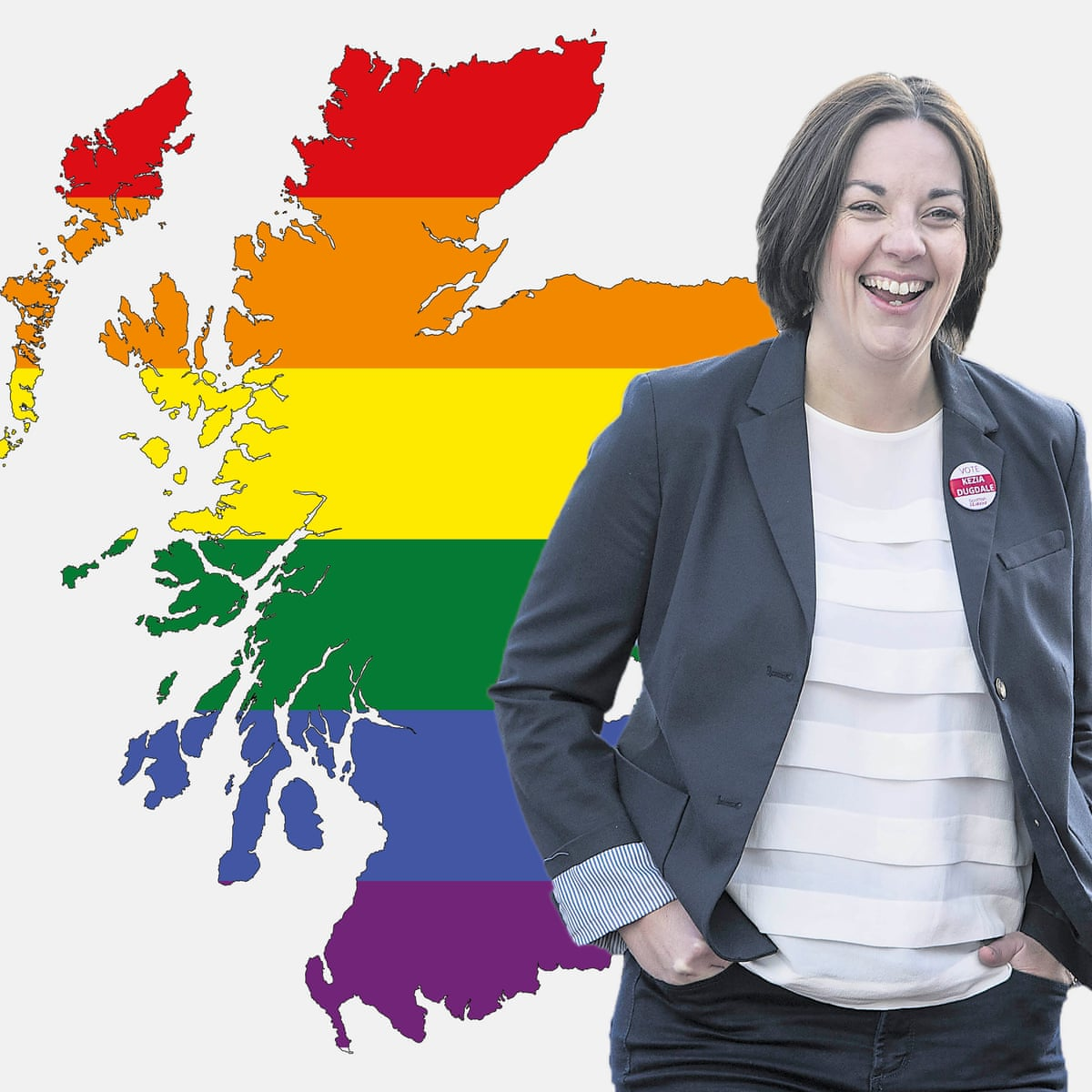 The tartan rainbow: why it's great to be gay in Scotland   Scottish  politics   The Guardian