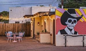 The Downtown Clifton motel, Tucson