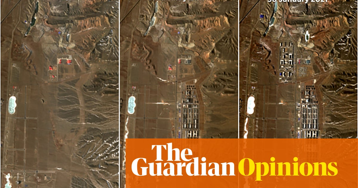 Only an international effort can put an end to China's crimes in Xinjiang