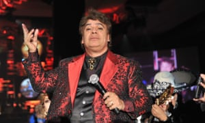 Juan Gabriel died suddenly at his home in Los Angeles.