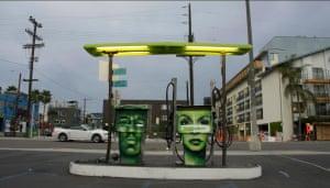 Green FuelI took this in Santa Monica, California Photograph: John Bata/GuardianWitness