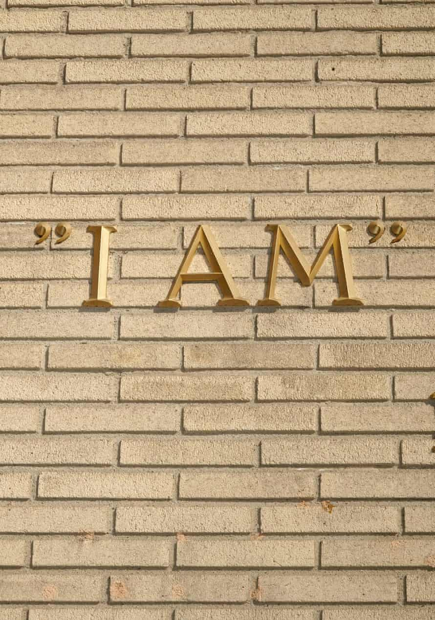 "A sanctuary in downtown Los Angeles for students of the ""I Am"" Movement, a religious organization that has been around since the 1930s."