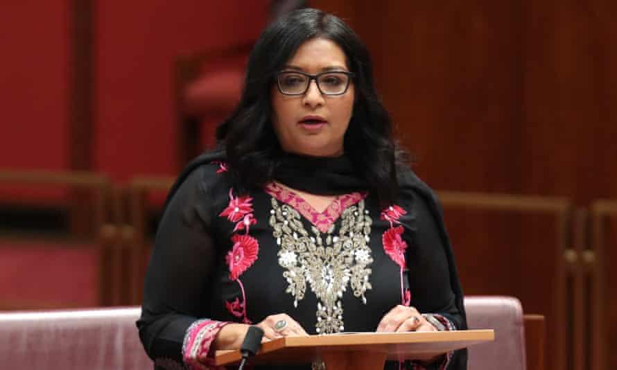 Greens senator Mehreen Faruqi said she knew 'the human cost' of making migrants wait years to receive benefits.