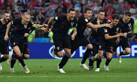 Croatia book World Cup semi-final with England after penalty shootout win