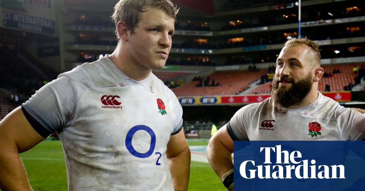 Englands Six Nations plans hit by Launchbury and Marler withdrawals