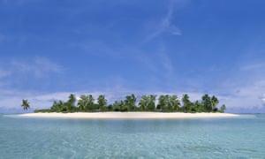 'No man is an island … '