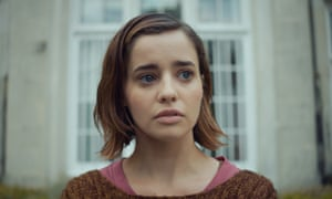 Good at heart ... Holly Earl in Erica.