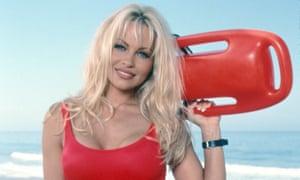 The tide turns ... Pamela Anderson will now be joining the Baywatch movie.