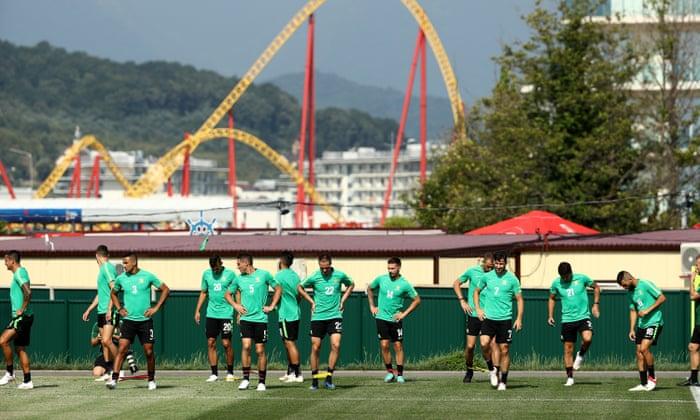 Australia mot Peru: Socceroos optimistisk, men skjebnen hviler på Frankrike