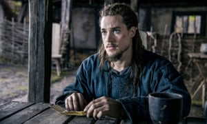 Alexander Dreymon as Uhtred in The Last Kingdom