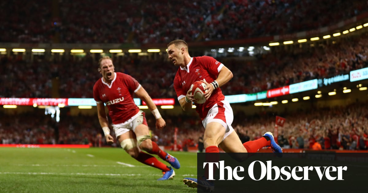Warren Gatland's Wales rediscover their mojo to mark red-letter day   Robert Kitson