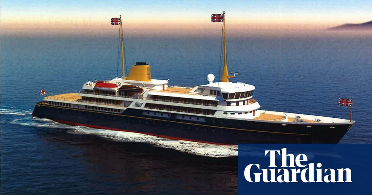 Boris Johnson plans to sink £200m into new ship of state