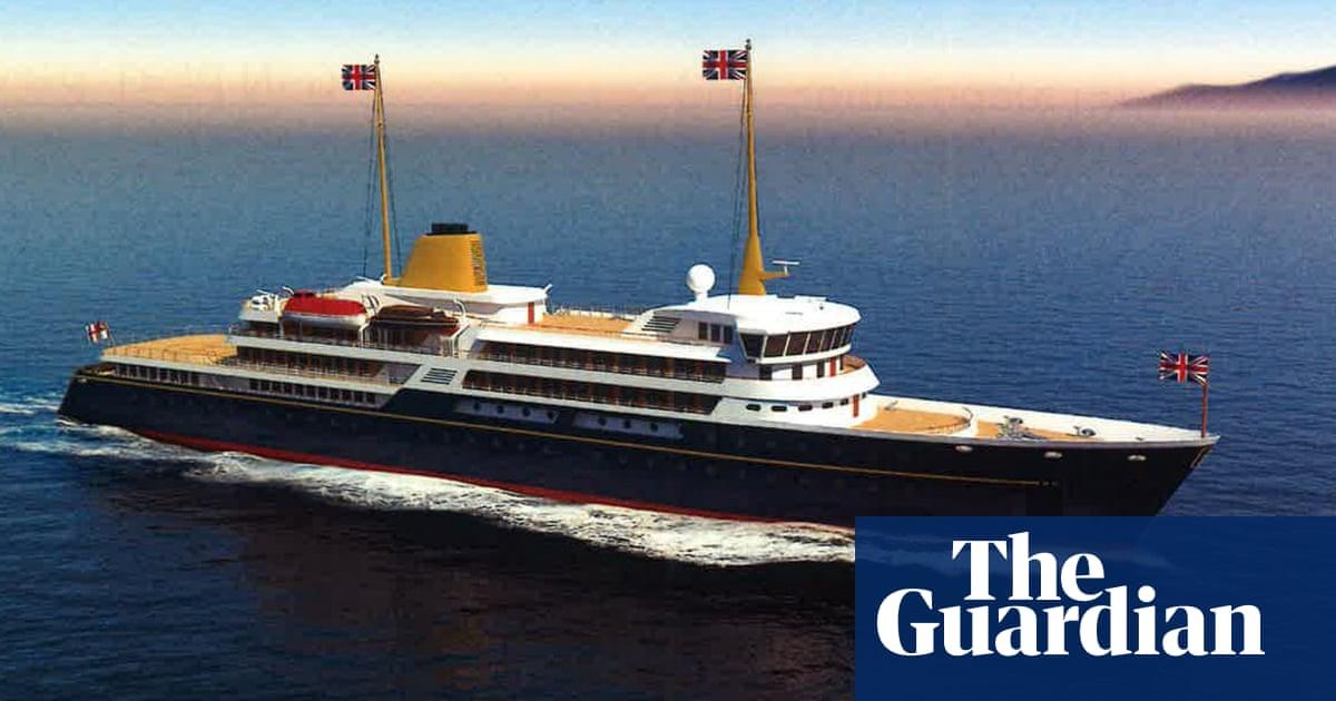 All aboard Boris Johnson's latest vanity project