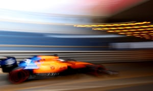 McLaren's Carlos Sainz is fast becoming the top driver in midfield of the 2019 F1 season.