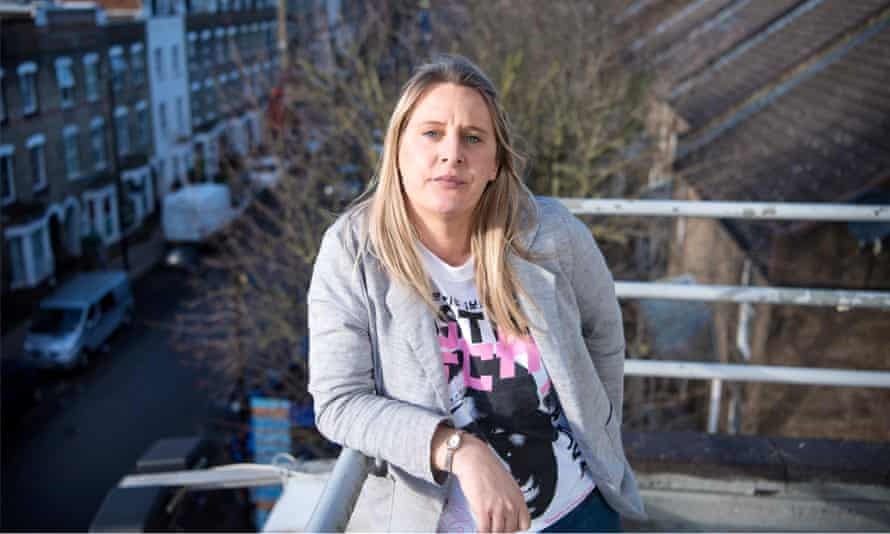 Lisa Smith, former partner of Tyrone Givans who killed himself in prison