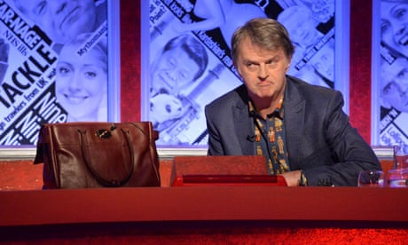 Nicky Morgan replaced by designer handbag on Have I Got News For You