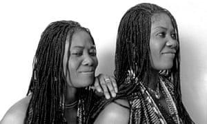 Crucial architects of west African pop … the Lijadu Sisters.