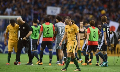 Socceroos' defeat to Japan highlights Ange Postecoglou's selection challenges | Jonathan Howcroft