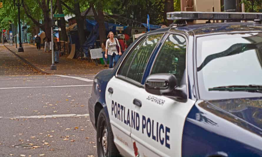 The area where the shooting occurred is within the boundaries of operation for a new pilot project called Portland Street Response, which responds with a non-police team to calls about homelessness or people in mental health crisis.