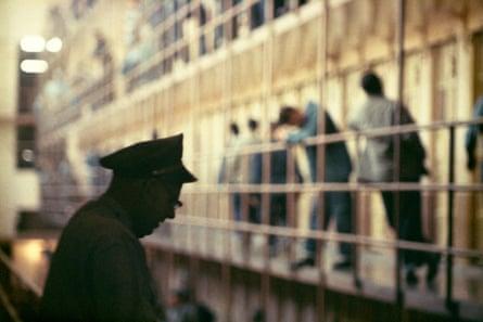 San Quentin, California, 1957 by Gordon Parks.