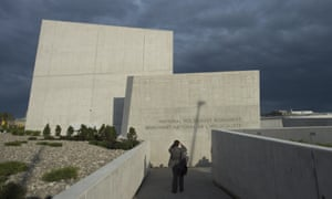 A man stops to take a photo of the Canadian National Holocaust Monument following its official opening ceremony in Ottawa.