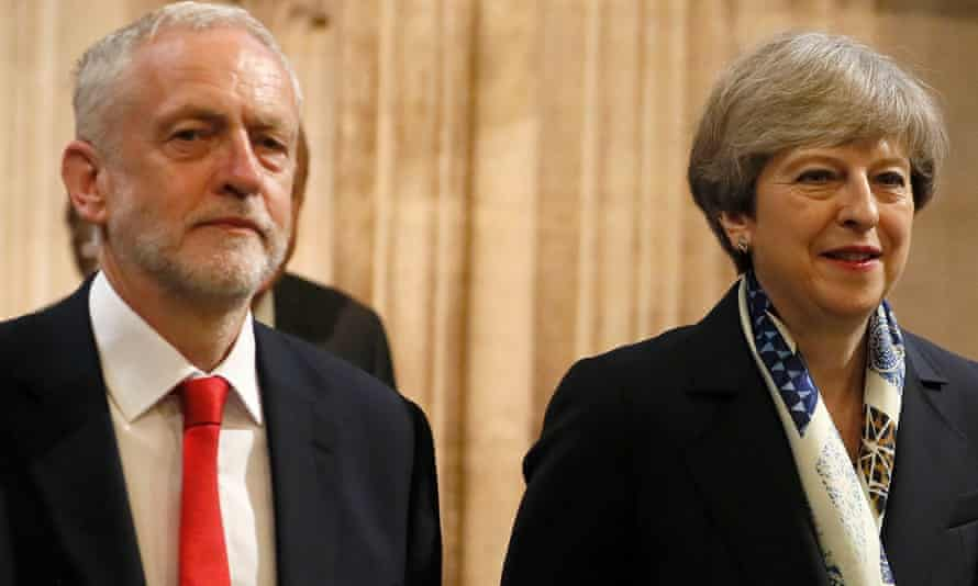 Theresa May has plans to persuade Labour MPs to to back her Brexit deal.