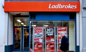 Ladbrokes is one of the few major firms who have accepted bets.