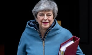 Theresa May is facing increasing pressure as the new vote in parliament looms.