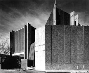 Christchurch Town Hall, Christchurch, New Zealand, 1972