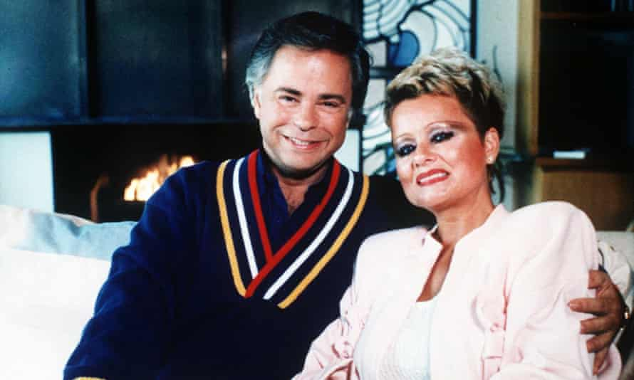 Tammy Faye Messner with Jim Bakker