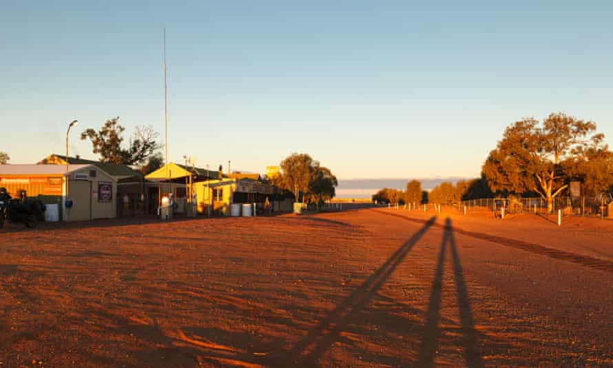 Outback noir … Scrublands is an immersive read.