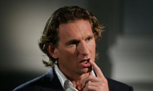 """James Hird says he has accepted """"a level"""" of responsibility for the supplements scandal that rocked the AFL in a televised interview on ABC News 24. Hird said he could have done more to prevent the situation but said part of the blame should be shared by club doctor Bruce Reid."""