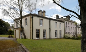 Melling Manor in Lancashire, raffled off by Dunstan Low and won by Marie Segar.