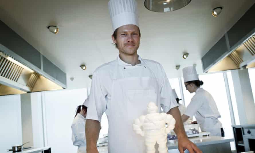 Danish chef Rasmus Kofoed