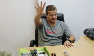 Forest Green's manager, Mark Cooper, admits the club were 'hated' in the National League last season but the hostility is expected to fade in League Two.