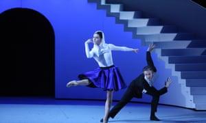 Taming of the Shrew Bolshoi ballet