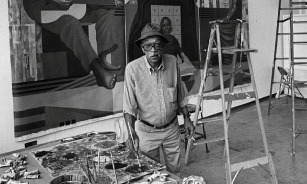 The world looked different to him': Charles White's black America