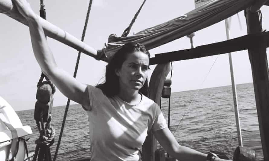 Danielle Eubank in 2003