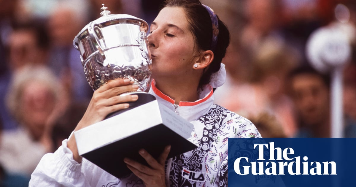 The greatest: Monica Seles – warrior queen whose reign was shattered | Sean Ingle