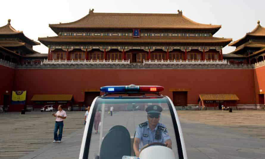 Beijing's Forbidden City was the imperial palace until the end of the Qing dynasty in 1911.