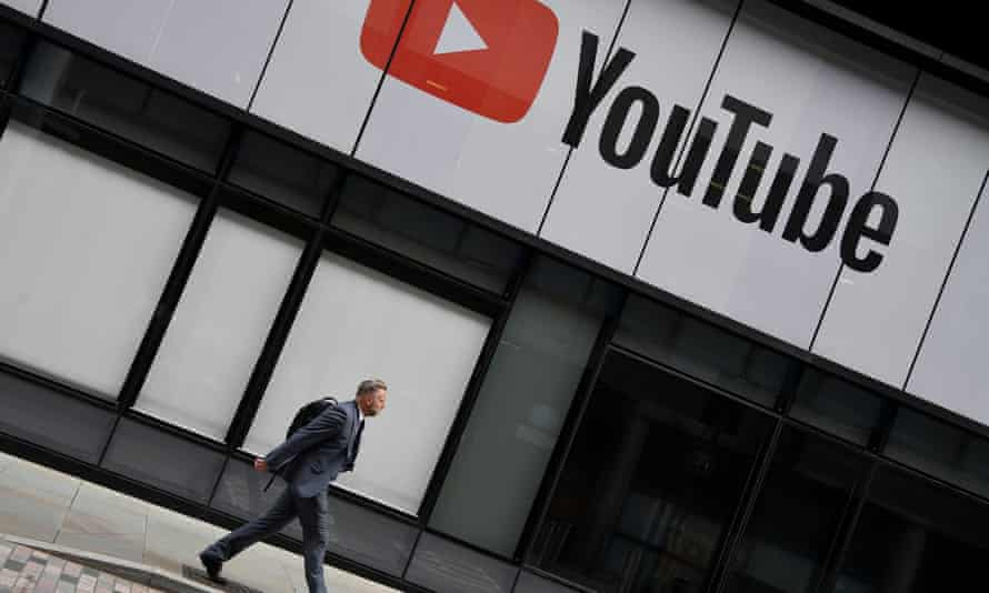YouTube offices in London
